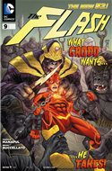 The Flash Vol. 4 (2011-2016) (Comic-Book) #9