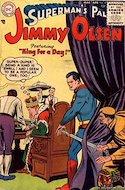 Superman's Pal, Jimmy Olsen / The Superman Family (Grapa,) #4