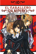 El caballero vampiro #10