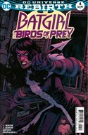 Batgirl and the Birds of Prey (2016-2018) (Comic Book) #4
