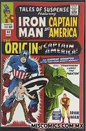 Marvel Clásicos (Grapa) #9