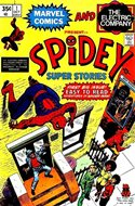 Spidey Super Stories Vol 1 (Comic-book) #1