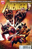 The Avengers Vol. 4 (2010-2013 Variant Cover) (Comic Book) #1.6
