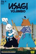 Usagi Yojimbo Vol. 1 (1987-1993) #2