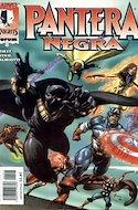 Pantera Negra (1999-2000). Marvel Knights (Grapa 24 páginas) #8