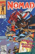 Nomad (1992-1994) (Comic Book) #3