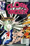 Cloak and Dagger Vol. 3 (1988-1991) (Comic-book.) #3