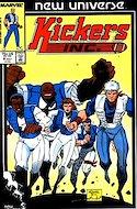 Kickers, Inc. Vol 1 (Comic-book.) #9