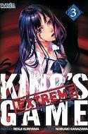 King's Game Extreme (Rústica con sobrecubierta) #3