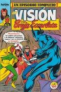 La Vision y la Bruja Escarlata (1988-1989) (Grapa 24 pp) #3