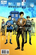 Doctor Who - Vol. 2 (Comic Book) #8