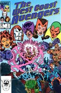West Coast Avengers Vol. 2 (Comic-book. 1985 -1989) #2