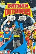 Batman y los Outsiders / Los Outsiders (1986-1988) (Grapa 36 pp) #1