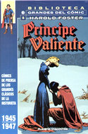 Príncipe Valiente. Biblioteca Grandes del Cómic (Cartoné 96 pp) #6