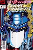Transformers Generation 2 Vol 1 (Comic Book) #1