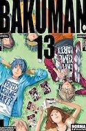 Bakuman (Rústica con sobrecubierta) #13