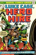Hero for Hire / Power Man Vol 1 / Power Man and Iron Fist Vol 1 (Comic Book) #8