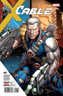 Cable Vol. 3 (2017-2018) (Comic Book) #1