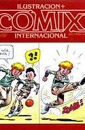 Ilustración + Comix Internacional (Grapa) #5