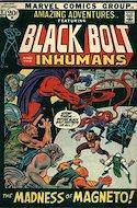 Amazing Adventures (Vol. 2 1970-1976) (Comic Book) #9
