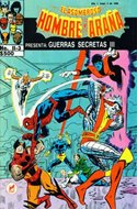 El Asombroso Hombre Araña presenta (Grapa) #3