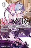 Re:ZeRo -Empezar de cero en un mundo diferente- (Rústica) #2