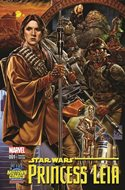 Princess Leia. Star Wars (Variant Covers) (Comic Book) #1.2