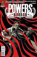 Powers: Bureau (Comic Book) #3