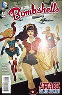 DC Comics: Bombshells (Comic Book) #8