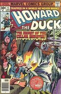 Howard the Duck Vol. 1 (Comic Book. 1975 - 1986) #6