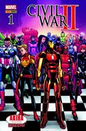 Civil War II (Portadas alternativas) (Grapa) #1.3