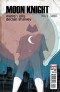 Moon Knight Vol. 5 (2014-2015 Variant Cover) (Comic Book) #2