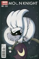 Moon Knight Vol. 5 (2014-2015 Variant Cover) (Comic Book) #1.1