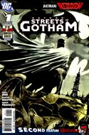 Batman: Streets of Gotham (2009-2011) (Comic Book) #1