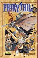 Fairy Tail (Rústica con sobrecubierta) #8
