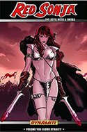 Red Sonja. She-Devil with a Sword (Softcover) #8