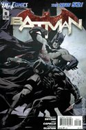 Batman Vol. 2 (2011-2016 Variant Covers) (Comic Book) #6