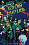 Green Lantern. Clásicos DC (Rústica 160-192 pp) #8