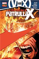 La Imposible Patrulla-X / La Patrulla-X Oro (2012-) (Grapa) #10