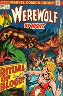 Werewolf by Night Vol 1 (Comic Book) #7