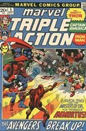 Marvel Triple Action Vol 1 (Comic-book.) #5