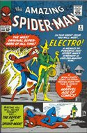 The Amazing Spider-Man Vol. 1 (1963-2007) (Comic-book) #9