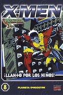 Coleccionable X-Men / La Patrulla-X (2000-2001) (Rústica, 80 pp) #8