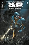 X-O Manowar (Brossurato) #3