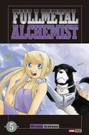 Fullmetal Alchemist (Rústica) #5