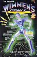 Wimmen's Comix (Comic Book) #8