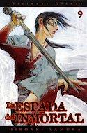 La espada del Inmortal (Rústica con sobrecubierta) #9