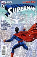 Superman Vol. 3 (2011-2016) (Comic Book) #3