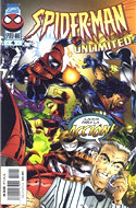 Spiderman Unlimited (1996-1999) (Grapa) #4