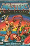 Masters of the Universe (Comic Book) #4